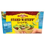 Old El Paso Stand 'N' Stuff Extra Mild Soft Taco Kit