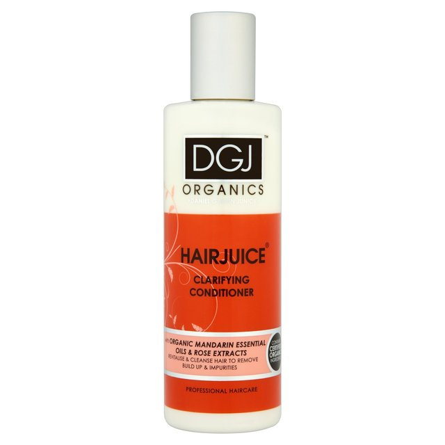 DGJ Organics HairJuice Clarifying Conditioner