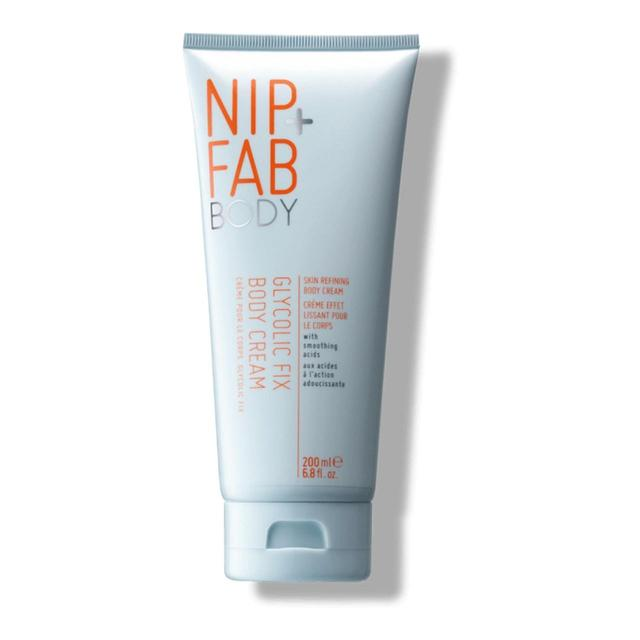 Nip+Fab Glycolic Exfoliating Body Cream