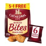 Cathedral City Baked Bites 22g x