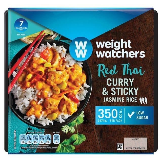 Weight Watchers Red Thai Chicken Curry Ocado