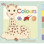Sophie La Girafe Colours Book