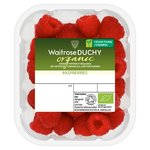 Waitrose Duchy Organic Raspberries