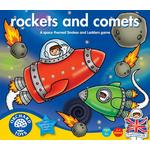 Orchard Toys Rockets & Comets Game, 4yrs+
