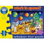 Orchard Toys Who's in Space Jigsaw, 3yrs+