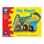 Orchard Toys Big Digger Jigsaw, 3yrs+