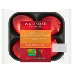 Waitrose 1 Perfectly Ripe Diamond Blush Nectarines