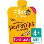 Ella's Kitchen Organic Parsnips