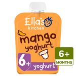 Ella's Kitchen Organic Greek Yoghurt & Mangoes