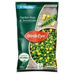 Birds Eye Garden Peas & Supersweet Sweetcorn Frozen