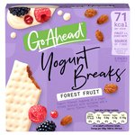 Go Ahead Yoghurt Breaks Forest Fruit