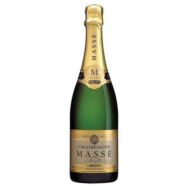masse brut champagne nv from ocado. Black Bedroom Furniture Sets. Home Design Ideas