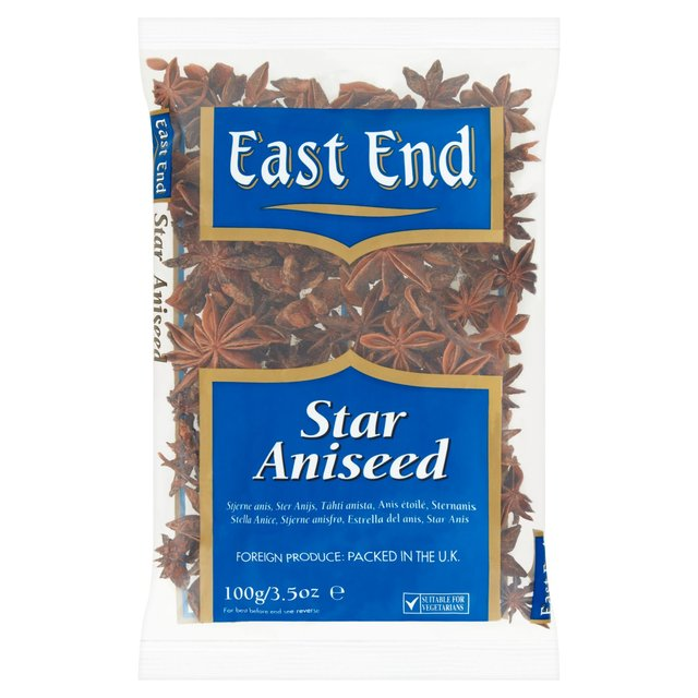 East End Star Aniseed 100g