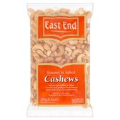 East End Roasted Cashew Nuts