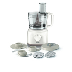 Philips HR7627/01 Daily Collection Food Processor, White