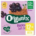 Organix Goodies Blackcurrant Oaty Bars