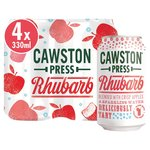 Cawston Press Sparkling Rhubarb & Apple