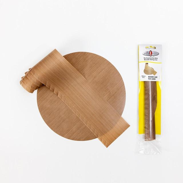 Bake O Glide Non Stick Circle Amp Frilled Wall Liner 9 Quot Ocado