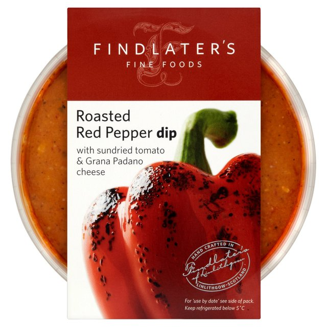 Findlater's Roasted Red Pepper Dip from Ocado