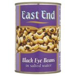 East End Black Eye Beans in Brine