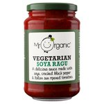 Mr Organic Soya Black Pepper & Sun Ripen Tomatoes Pasta Sauce