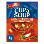 Batchelors Minestrone Cup A Soup