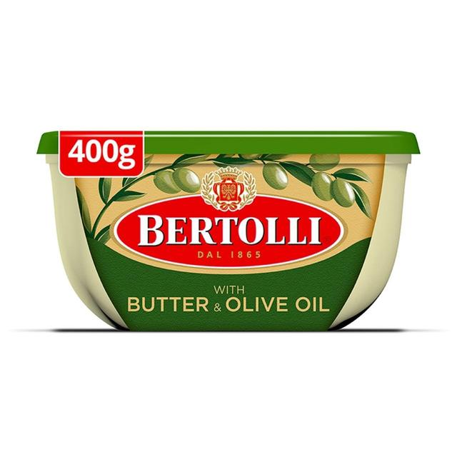 Ocado: Bertolli with Butter Spread 400g(Product Information)