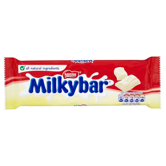 nestle milky bar chocolate - photo #16