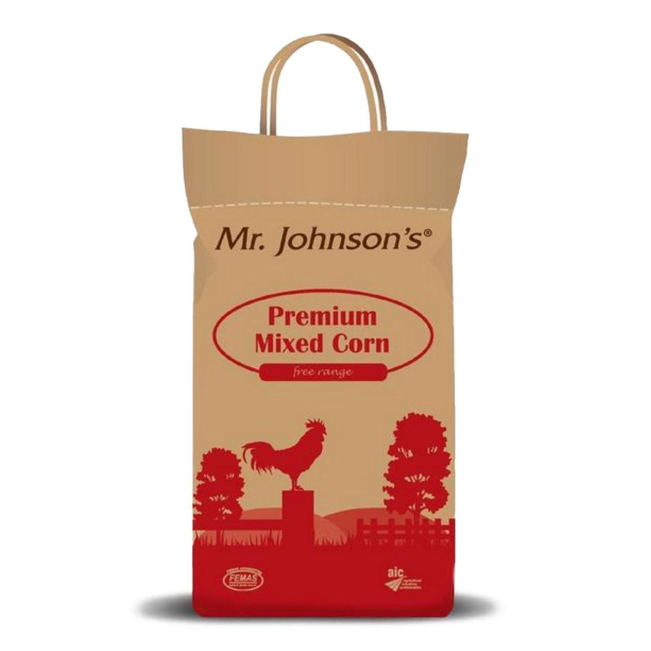An image of Mr Johnsons Premium Mixed Corn