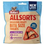 Bakers Allsorts Dog Treat Chicken & Beef