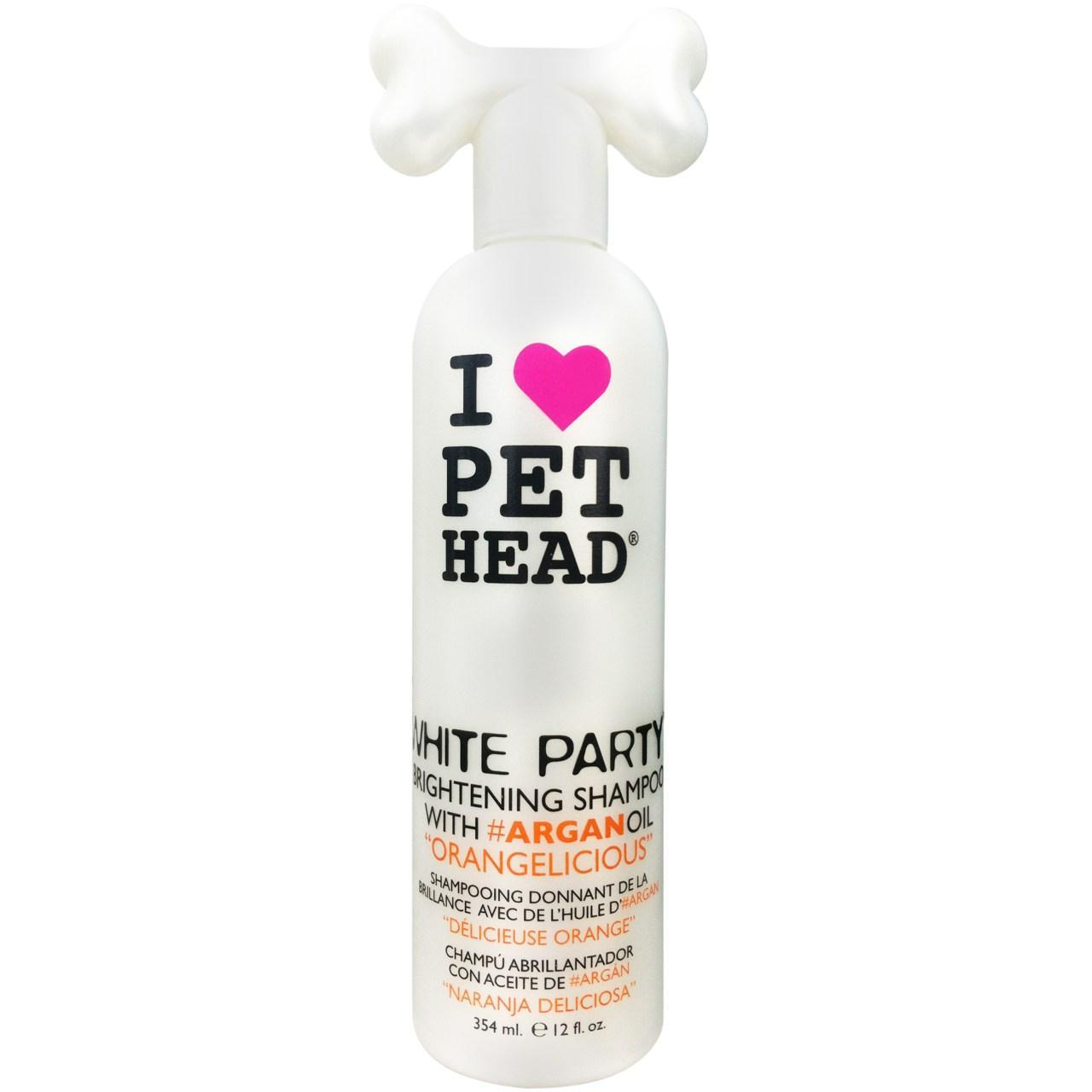 An image of Pet Head White Party