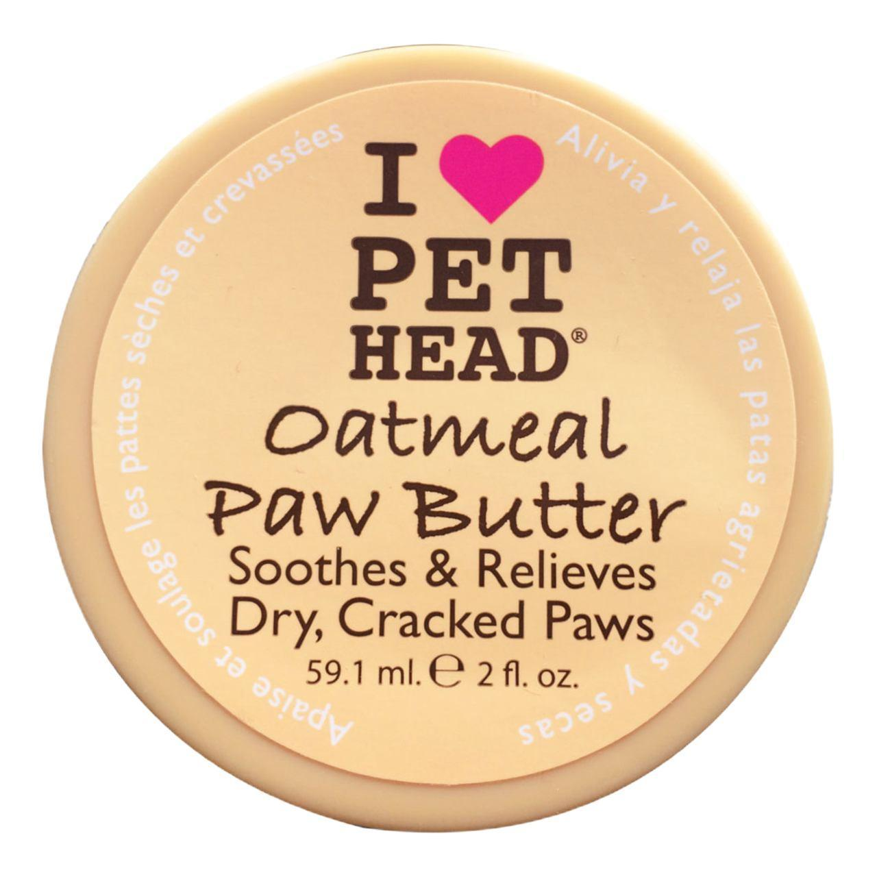 An image of Pet Head Oatmeal Paw Butter