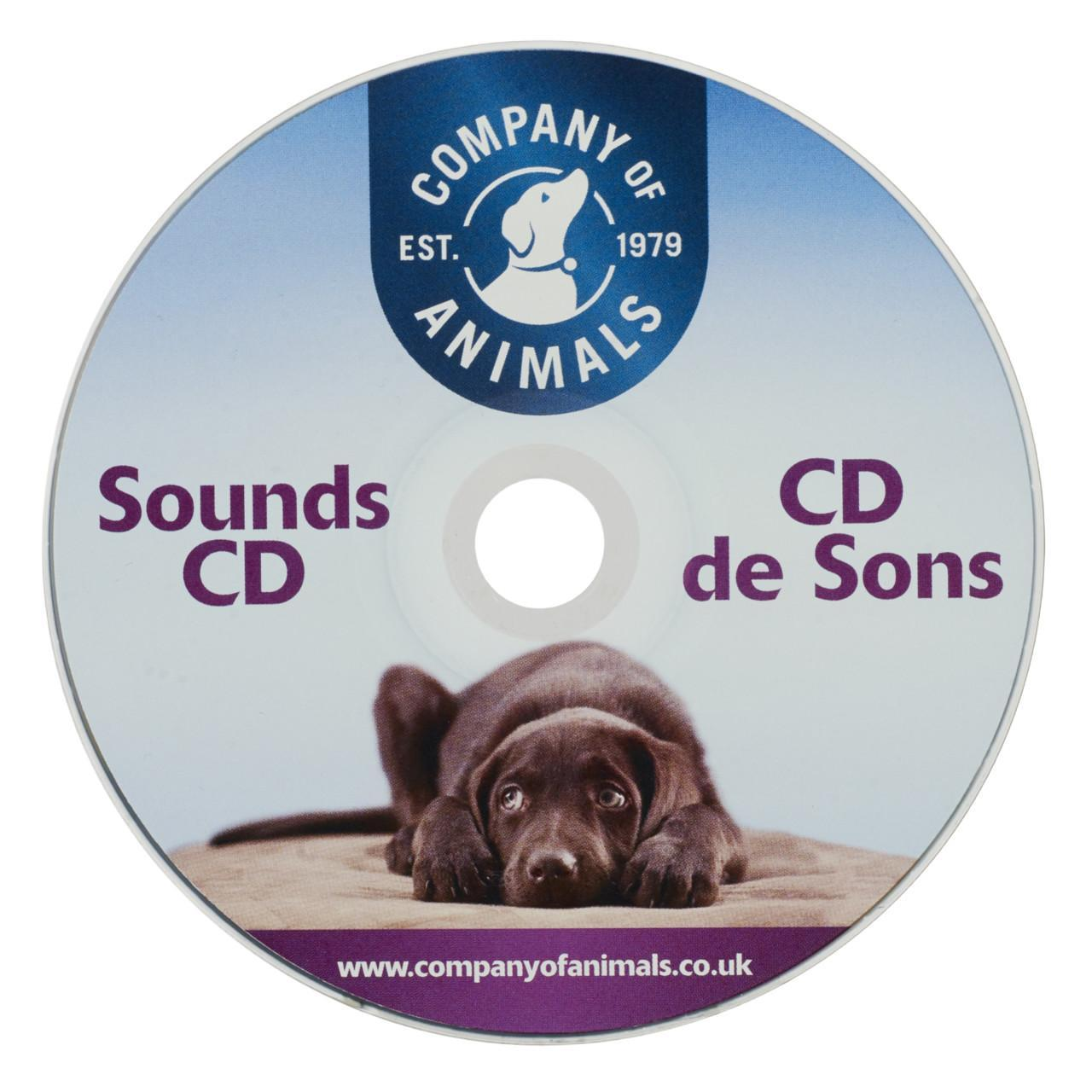 An image of Clix Noises & Sounds CD