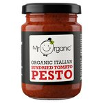 Mr Organic Sundried Tomato Pesto