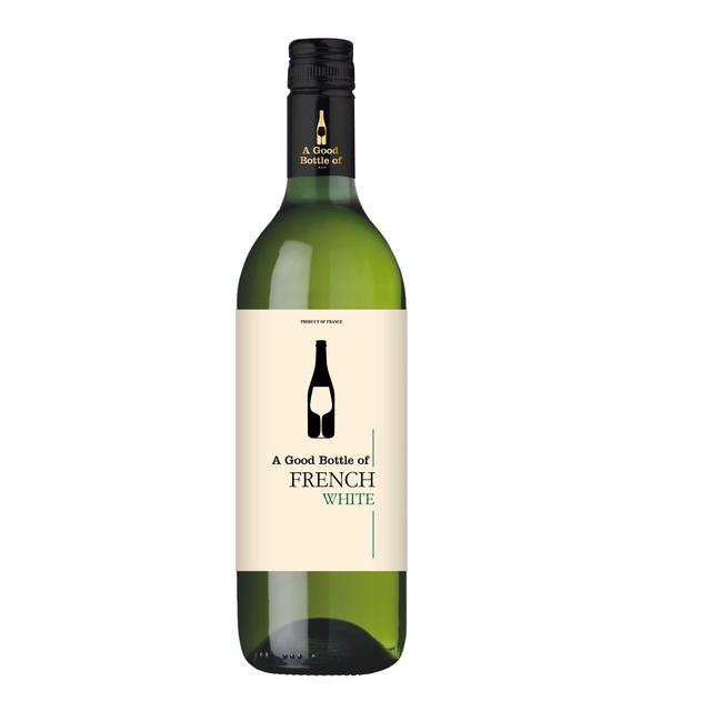 good white wine a bottle of white wine 75cl from ocado 30920