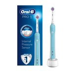 Oral-B Pro 600 CrossAction Electric Rechargeable Toothbrush