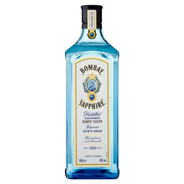 Snapshot Reviews >> Bombay Sapphire Gin 1L from Ocado
