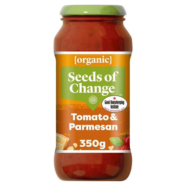 Seeds Of Change Tomato & Parmesan Pasta Sauce