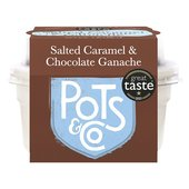 Pots & Co Salted Caramel & Chocolate Pot