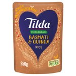 Tilda Steamed Brown Basmati & Quinoa