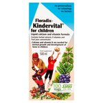 Floradix Kindervital Liquid Vitamin & Calcium for Children