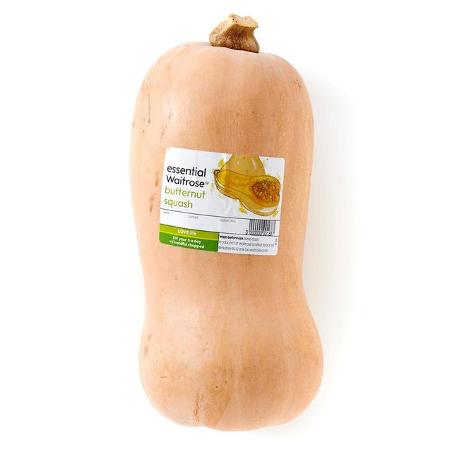 Waitrose Essential Butternut Squash