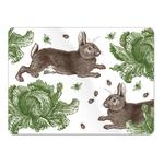Thornback & Peel Rabbit & Cabbage Placemats