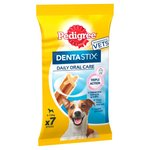 Pedigree Daily Dentastix Small Dog Chews