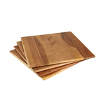 T&G Woodware Tuscany Acacia Square Placemats