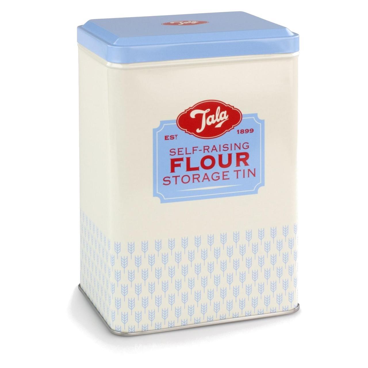 Raising flour