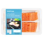 Waitrose 2 Scottish Trout Fillets