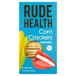 Rude Health Organic Corn Crackers