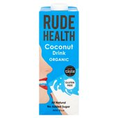 Rude Health Longlife Unsweetened Coconut Drink