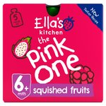 Ella's Kitchen Organic Smoothie Fruits The Pink One